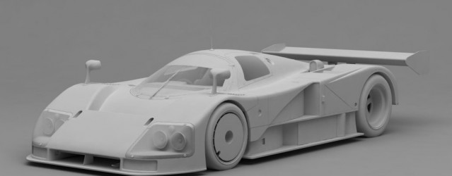 MAK Classic Cars Mod &#8211; Mazda 787B Preview