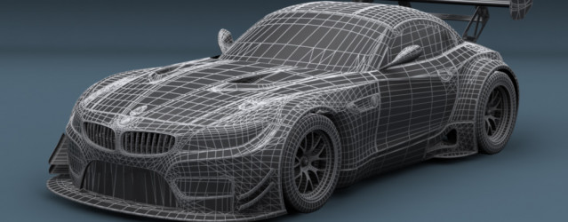 Project CARS – New BMW Z4 GT3 Previews