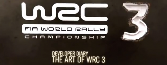 WRC 3 – First Developer Diary Video