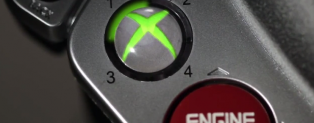 Thrustmaster Xbox 360 Wheel Sneak Peek