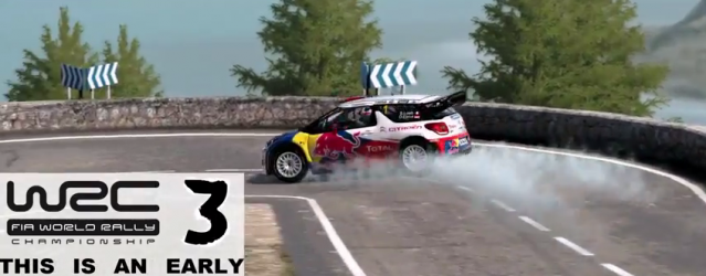 WRC 3 – SRT First-Look