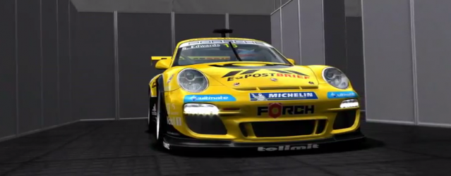 Enduracers Porsche GT3 Series – Teaser Video