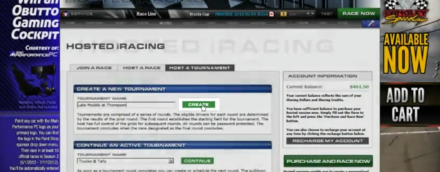 iRacing.com &#8211; Tournament Racing Video Tutorial