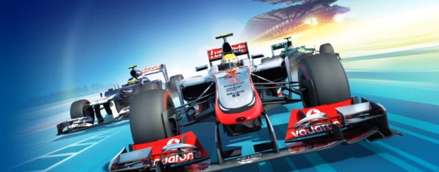 F1 2012 – Patch 6 Available