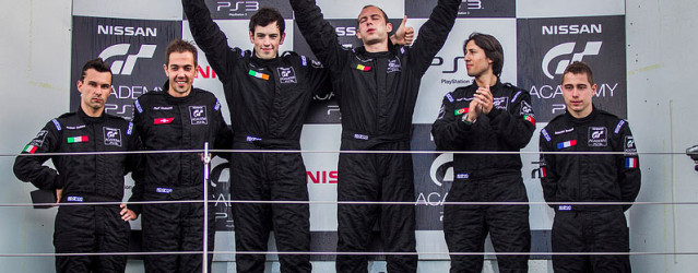 Wolfgang Reip Clinches European GT Academy Title