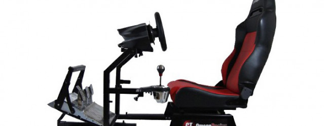 GT Omega Racing Evo Simulator Unveiled