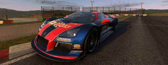 Project CARS – Interactive Panorama Preview