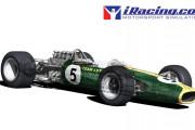 iRacing.com – New Lotus 49 Preview