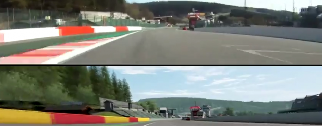 Project CARS – Spa Reality Check Video