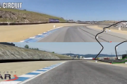 Project CARS &#8211; Laguna Seca Reality Check