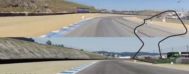 Project CARS – Laguna Seca Reality Check