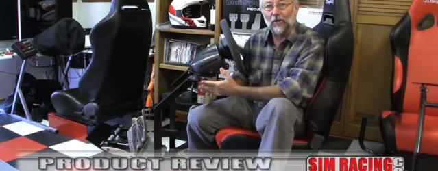 Sim Racing Hardware – GT Omega Racing Evo Review
