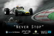 Project CARS &#8211; &#8220;Never Stop&#8221; Video Trailer