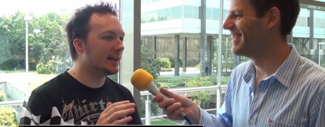 Project CARS – Andy Tudor Video Interview