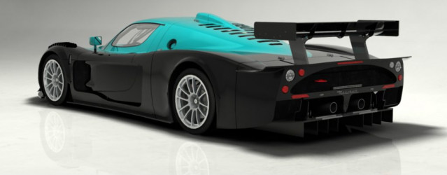 SimRaceWay &#8211; Maserati MC12 Available