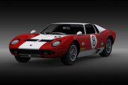 MAK Classic Cars Mod – New Miura Renders