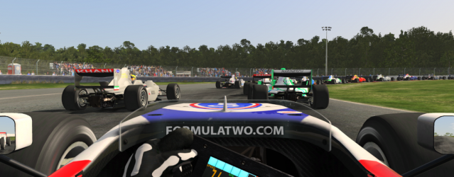 rFactor 2 – Formula Two Car Released