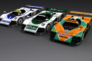 MAK Classic Cars Mod  Mazda 787B Livery Previews