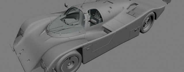 MAK Classic Cars Mod – Porsche 962C Previews
