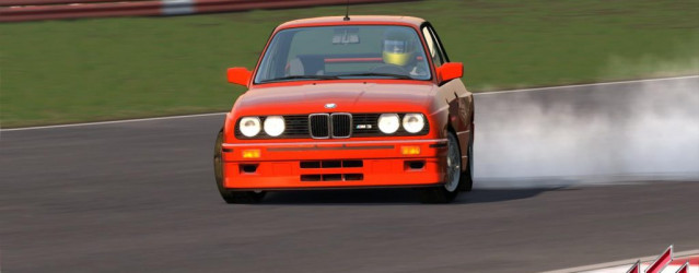 Assetto Corsa – BMW M3 E30 Drifting Preview