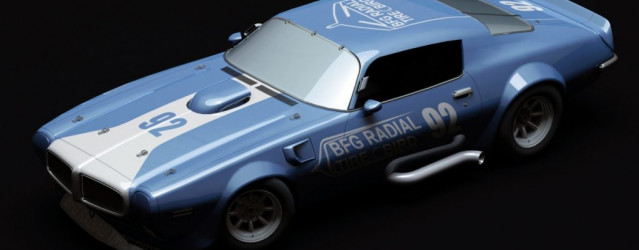Pontiac Firebird by Team 21 – First Previews