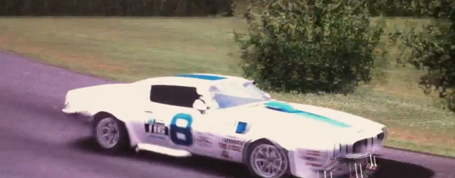 Pontiac Firebird by Team 21 – First Preview Video