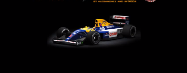 F1-S-R F1 1992 2.0 – New Preview Video