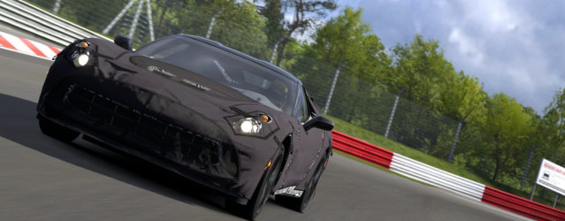Corvette C7 for Gran Turismo 5 – Now Available