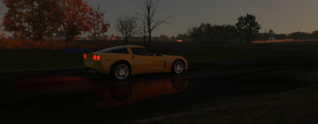 Corvette C6 2012 for rFactor 2 – Two New Previews