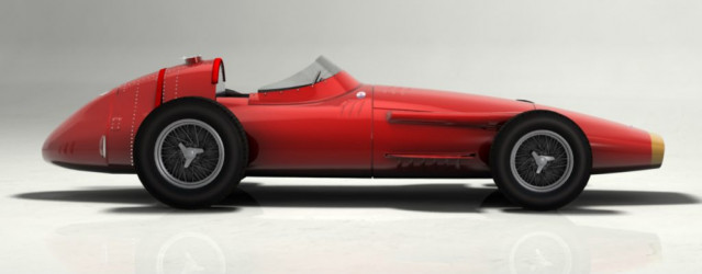 SimRaceWay – Maserati 250F Available