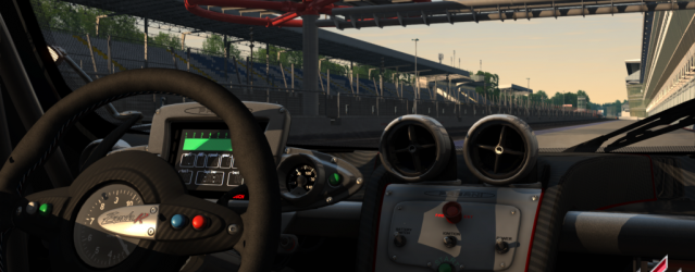 Assetto Corsa – Lots of Zonda R Previews