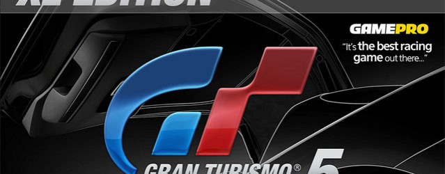 Gran Turismo 5 XL for $10 – Black Friday Deal