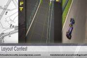 rFactor 2 Track Layout Contest Started