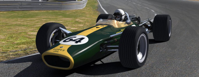 iRacing.com – Lotus 49 Development Delayed