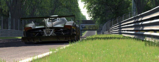 Assetto Corsa – Zonda at Monza Preview