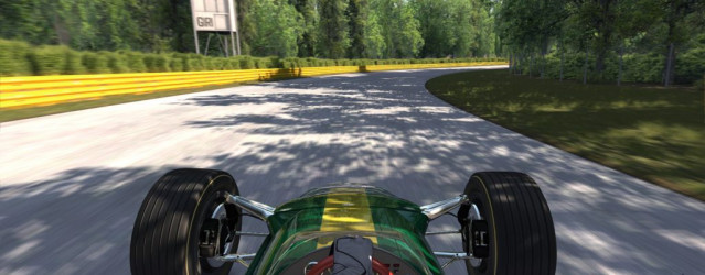 Assetto Corsa &#8211; Historical Monza Preview