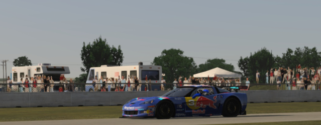 FIA GT3 for rFactor 2 – New Corvette Preview