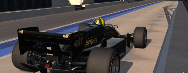 Assetto Corsa – Lotus 98T Previews