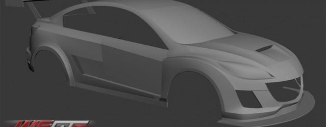 World Super GT 2 – New Mazda 3 20B Previews