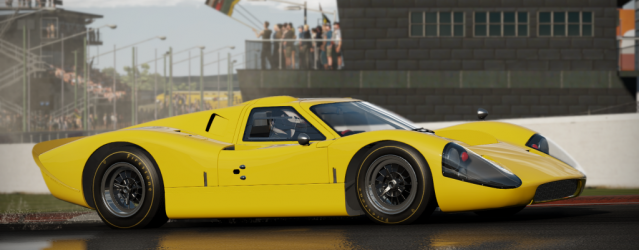 Project CARS – Build 375 Available