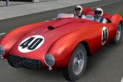 LM55 Mod for GT Legends – New Ferrari Previews