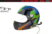 CTDP IFM 2009 – New Helmet Previews