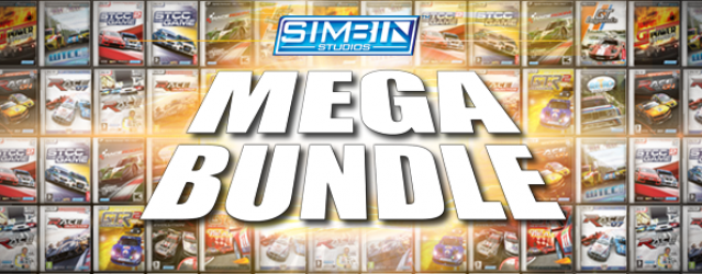 Simbin Mega Bundle Now on Steam