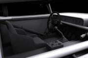 Pontiac Firebird by Team 21 – First Interior Preview