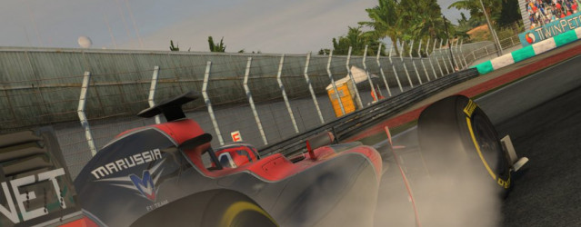 rFactor 2 – First Marussia MR01 Previews