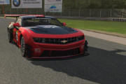 rFactor 2 – First Camaro GT Preview