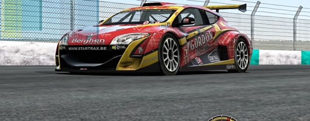 WSGT 2 – Renault Megane in rFactor 2 Preview