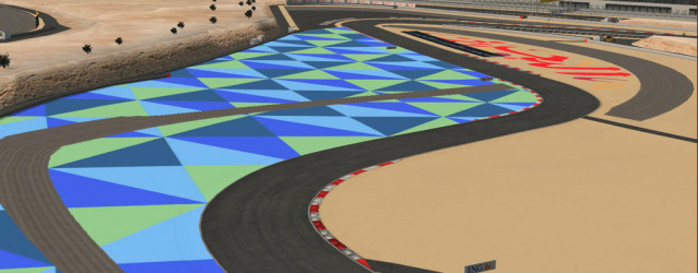 Bahrain for rFactor 2 – First Preview