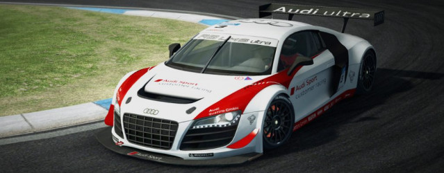 R3E – Audi R8 LMS Ultra Licensed