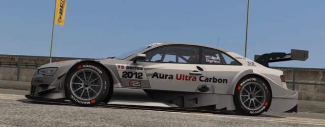 T5 Touring Car Series for rFactor 2 &#8211; New Video Trailer